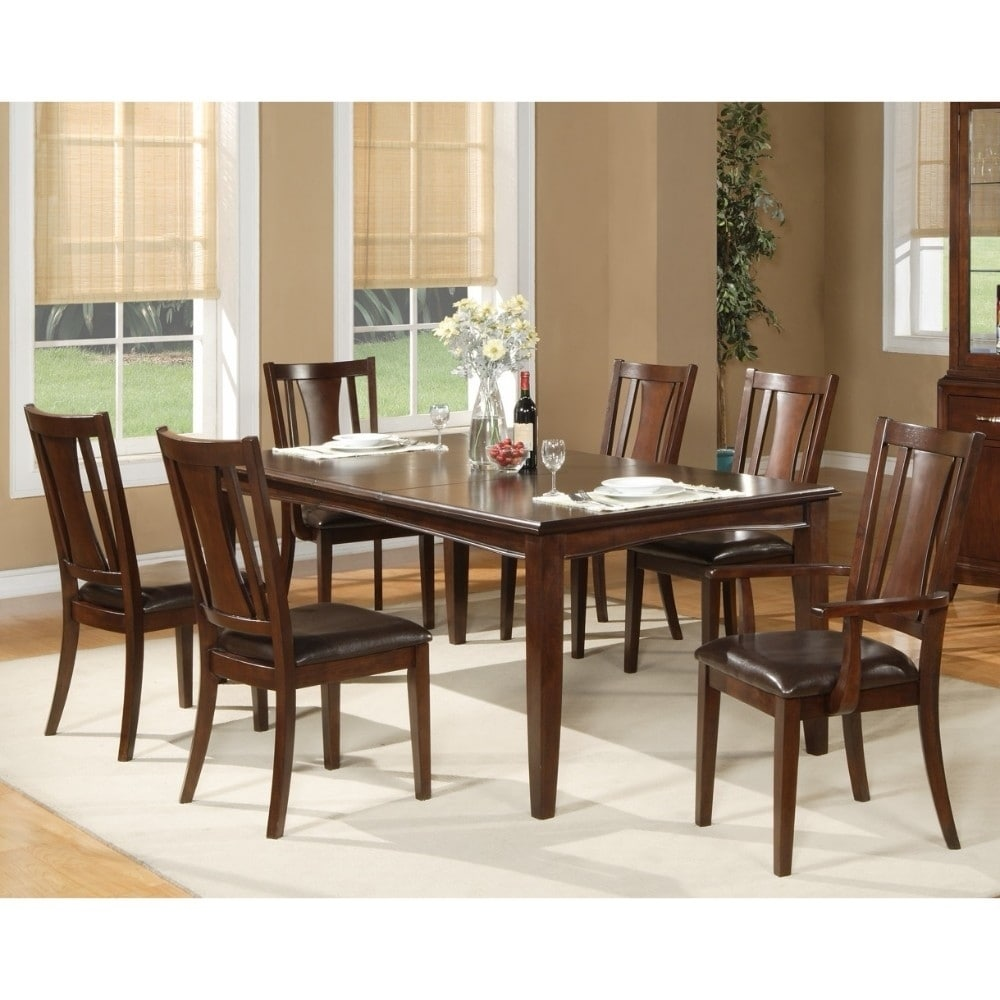 Enormous Extension Dining Table Of Rubberwood