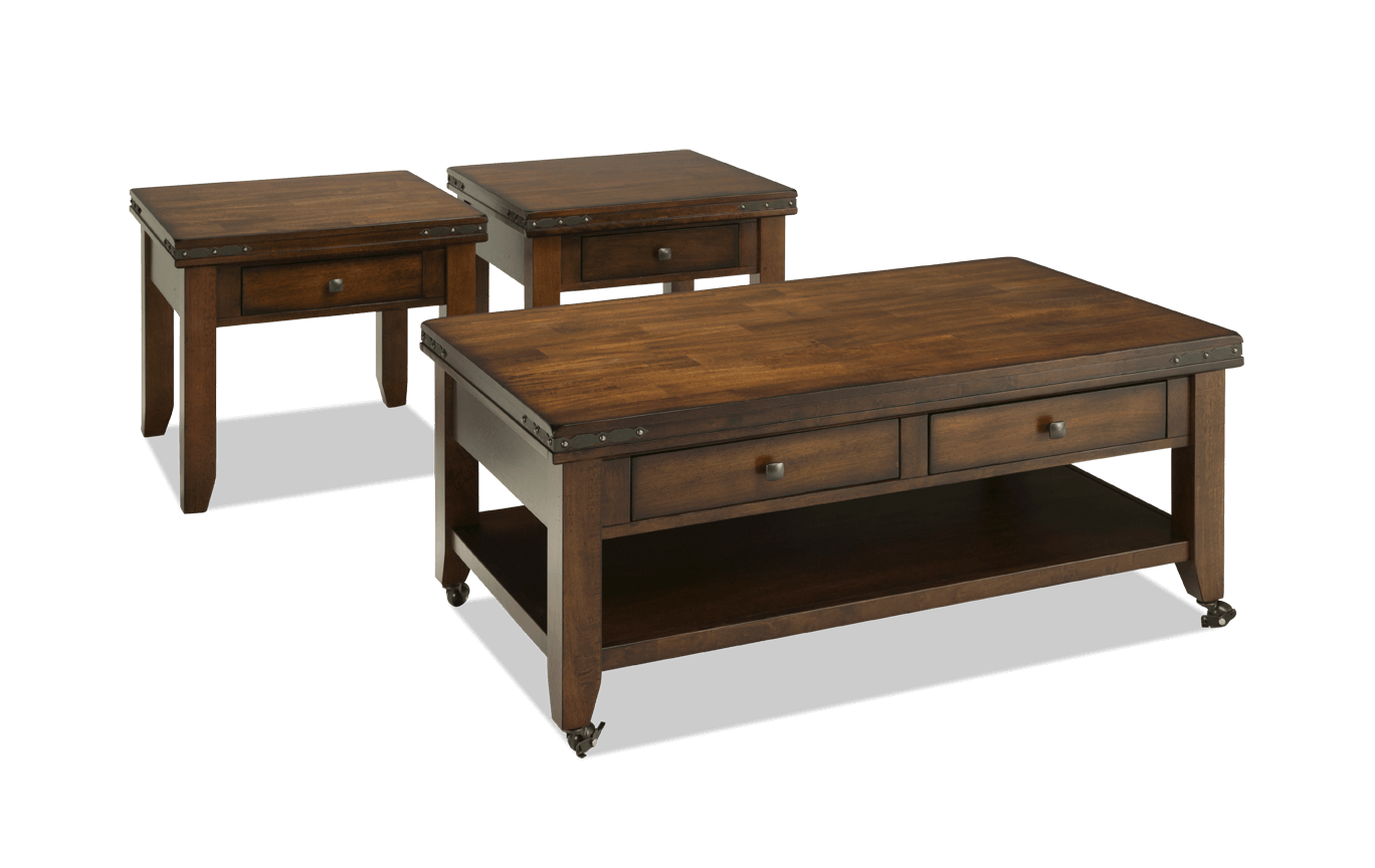 Enormous Coffee Table Set